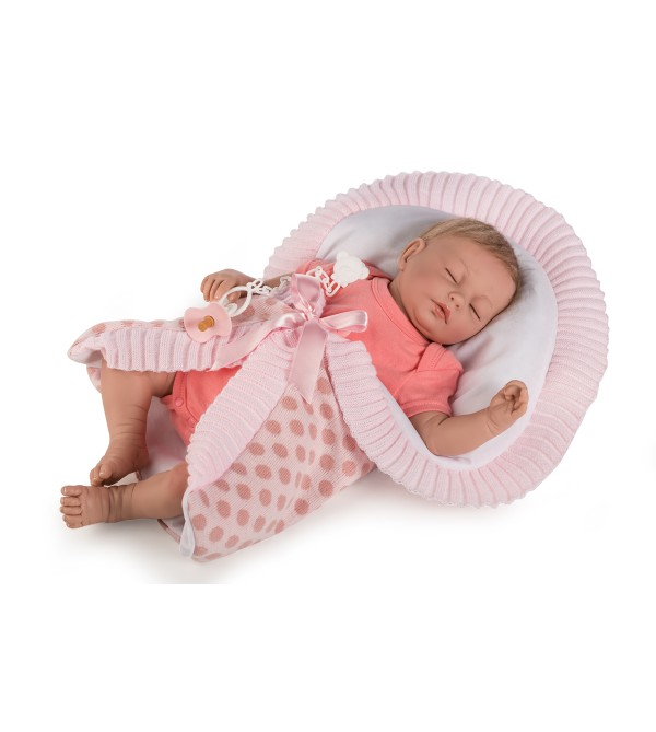 Muñeca Baby Reborn Candela