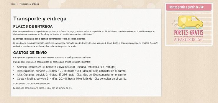 Transporte y Entrega de Compra Tu Muñeca