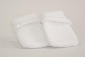 calcetines de muneco de nido de abeja